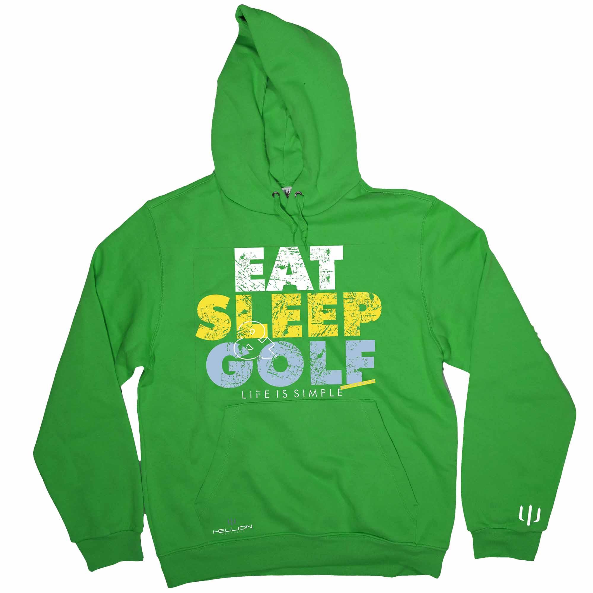 Der Golf Hoodie von HELLION®