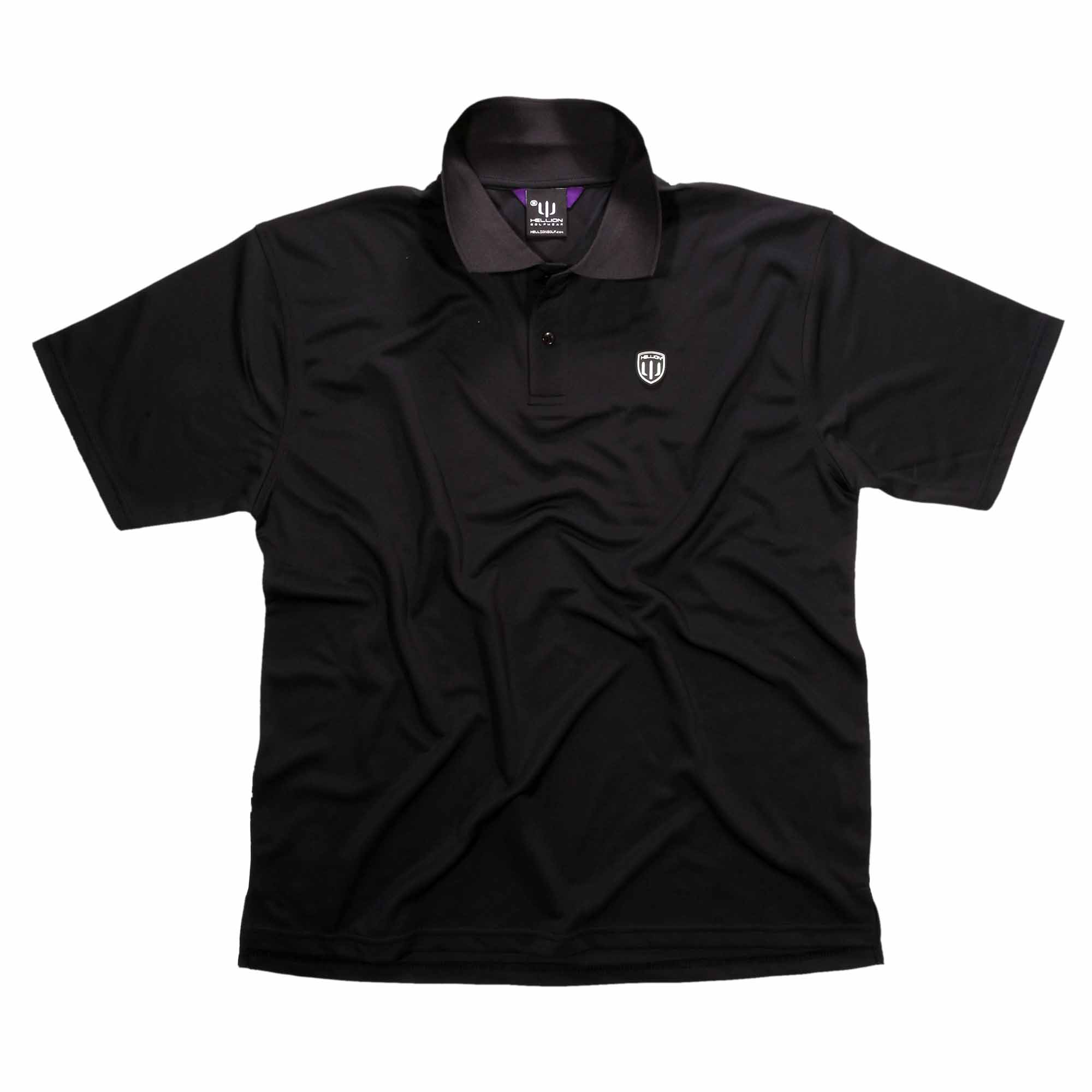 Golf Polo-Shirt von HELLION®