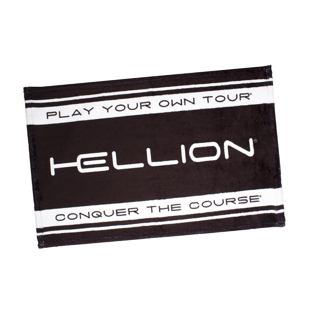 Das Golfhandtuch von HELLION®