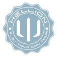 HELLION® Golfwear – Conquer the Course! Logo